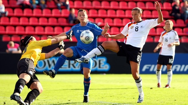 Iceland aim for 13th time lucky against Germany