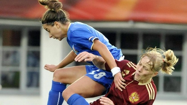 Women's EURO qualifying up to full pace