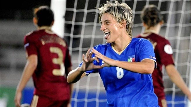 Azzurre advance but Russia bow out