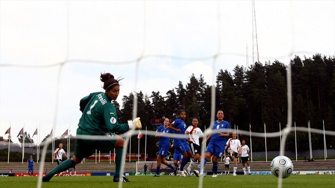Italy targeting historic win against Germany