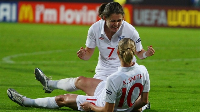 Kelly Smith (England)
