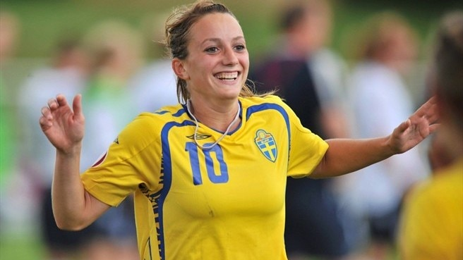 Exciting times for Sweden's Asllani