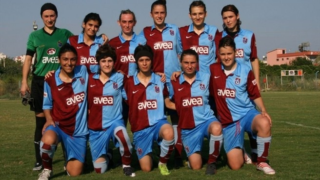 Proud Trabzonspor carry Turkish hopes