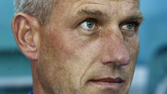 Pijpers replaces Bernhardt as Estonia U19 coach
