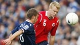 John Arne Riise (Norway) & James Morrison (Scotland)