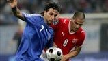 Georgios Samaras (Greece) & Gökhan Inler (Switzerland)