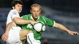 Bojan Jokič (Slovenia) & Warren Feeney (Northern Ireland)