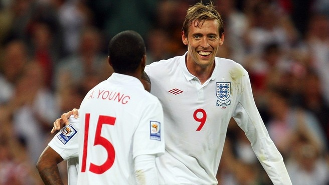 Peter Crouch (The Football Association)