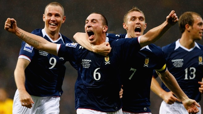 Scott Brown (Scotland)