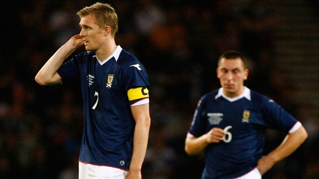Darren Fletcher (Scotland)