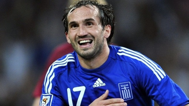 Gekas goals give Greece confidence