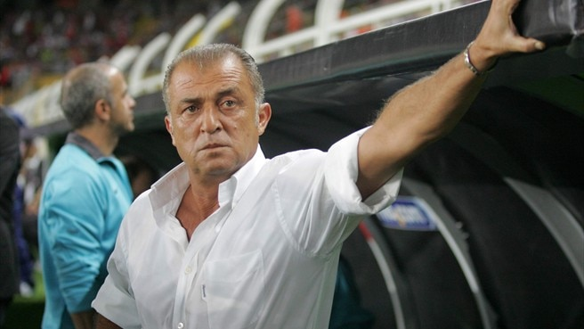 Third Galatasaray term for Terim