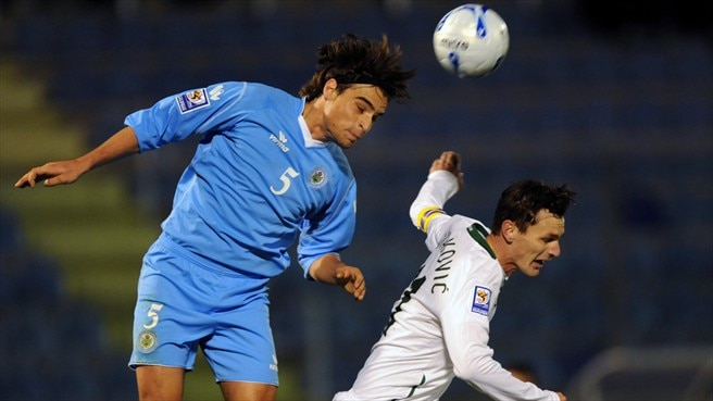 San Marino keen to avoid heavy defeat