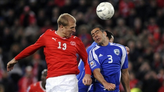 Tal Ben Haim (Israel) & Stephane Gritching (Switzerland)