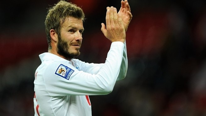 David Beckham (The Football Association)