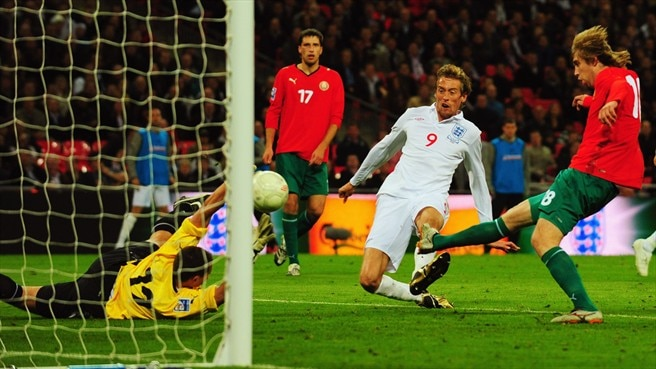 Peter Crouch (England)