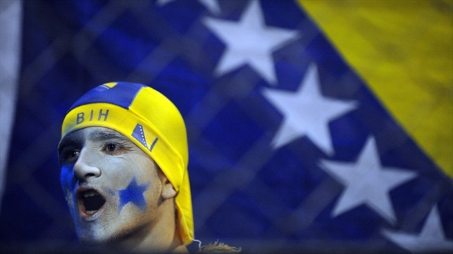 Supporter (Football F. of Bosnia & Herzegovina)