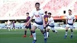 Youth League highlights: Barcelona 0-2 Tottenham
