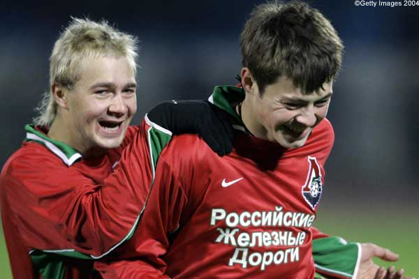 Sportz8ne revista de esportes by fraja8 uol blog fc lokomotiv moskva clinched their second russian league title on the final day of the season after beating fc shinnik yaroslavl 2 0 with goals from diniyar fandeluxe Gallery