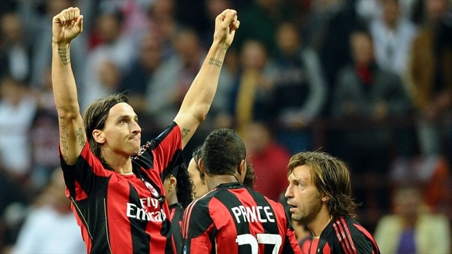 Ibrahimović aims to keep ball rolling