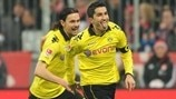 Bender and Şahin salute Dortmund