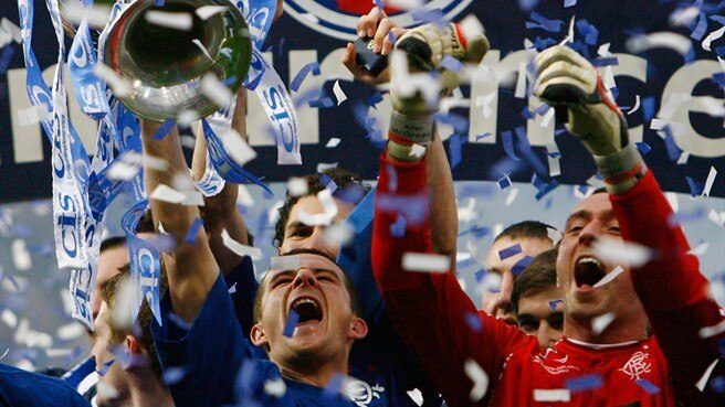 Rangers prevail in cup shoot-out