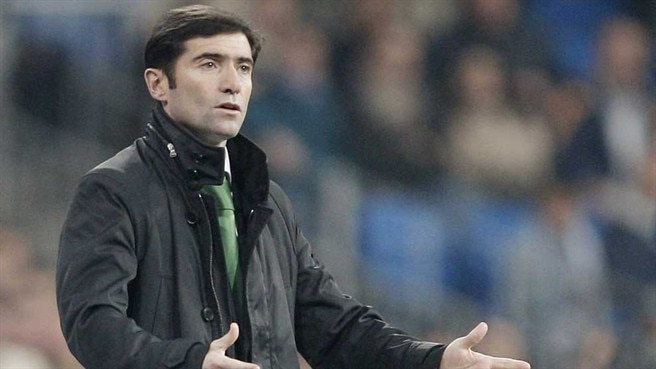 Marcelino replaces Portugal as Racing coach