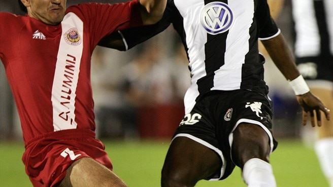 Partizan finish on top in Serbia