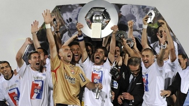 Lyon cruise to Ligue 1 crown