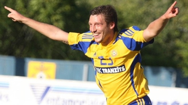 Late flurry boosts Ventspils