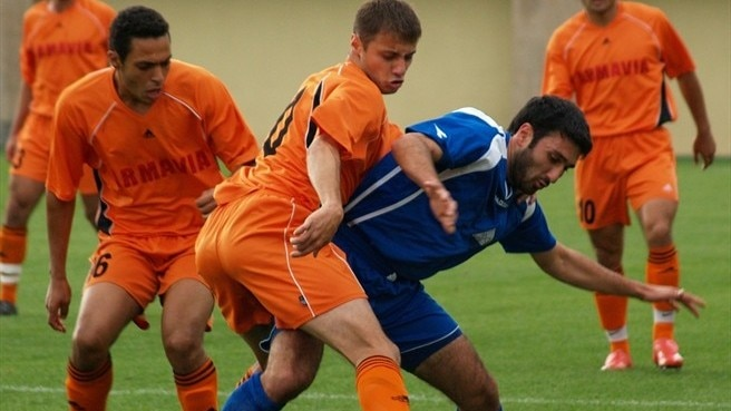 Gandzasar gearing up for European bow