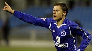Dinamo bring back Semshov from Zenit