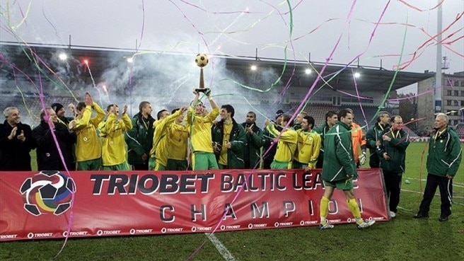 Kaunas crowned Baltic League champions