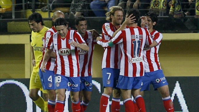 Atlético fight back to earn thrilling point