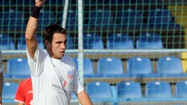 Randjelović running riot with Rudar