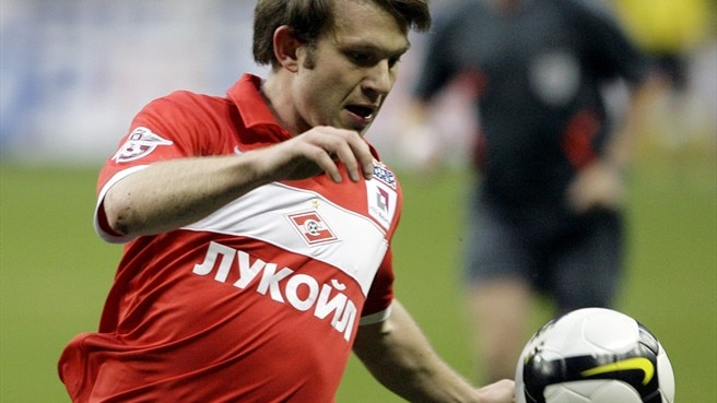 Saenko clincher opens Spartak account