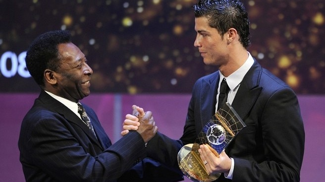 Ronaldo completes awards clean sweep