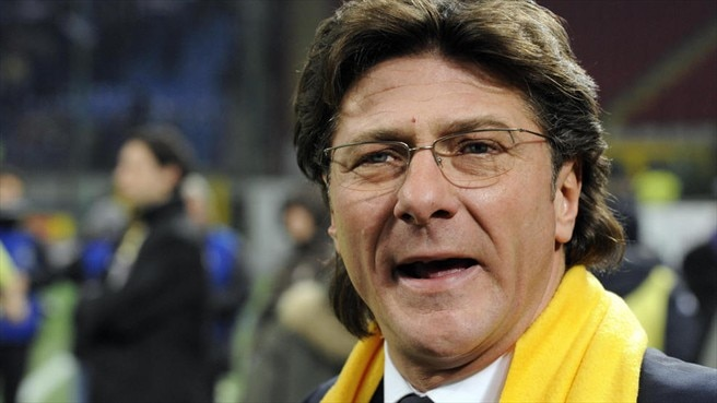 Mazzarri in for Donadoni at Napoli