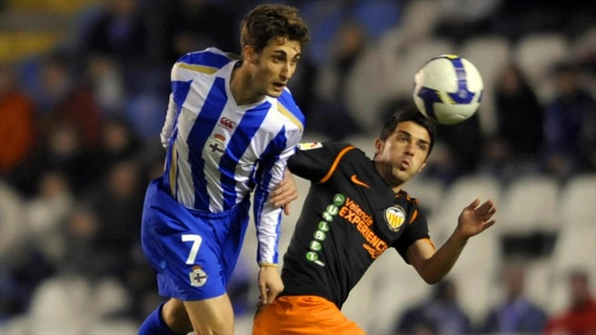 Piscu pounces to keep Valencia in check