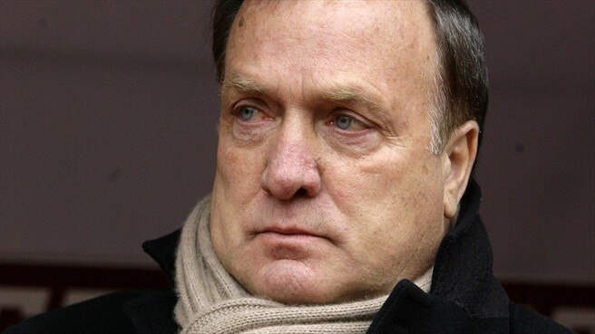 Dick Advocaat Dumps Dutch National Team For Fenerbahce