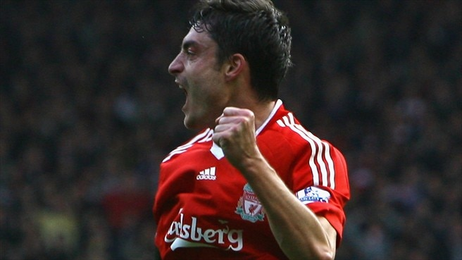 On-song Riera relishing relief of pressure