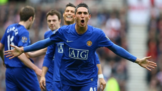 Macheda delight at new United deal