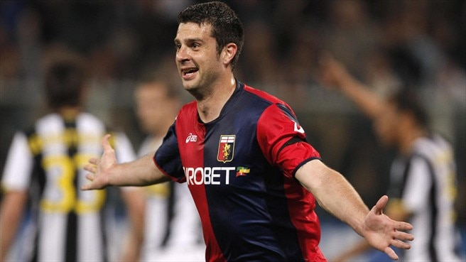 Motta trades Genoa for Inter