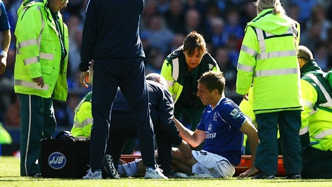 Everton injury curse fails to lift