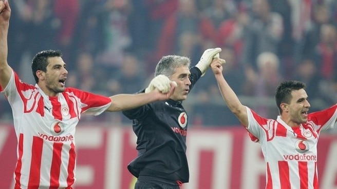 Olympiacos prevail in Greek Cup classic