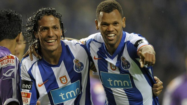 Porto step back on to Liga pedestal