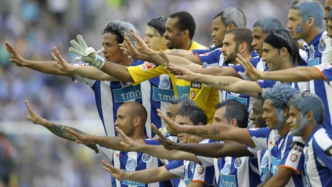 Rivals look to gain ground on Porto