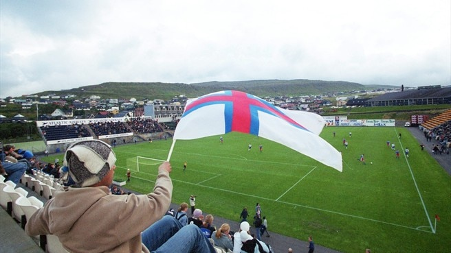 Russia stunned by fantastic Faroes