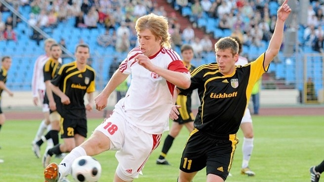 Naftan toast Belarus Cup breakthrough