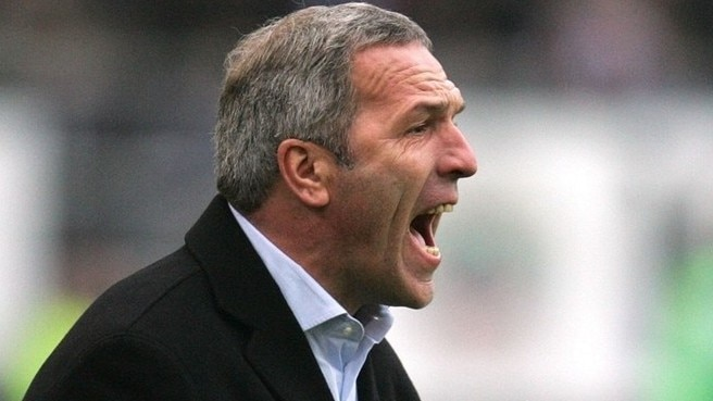 Middendorp fired by Anorthosis